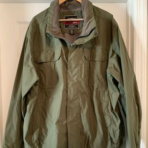 Womens Eddie Bauer WeatherEdge Hooded Jacket 3X